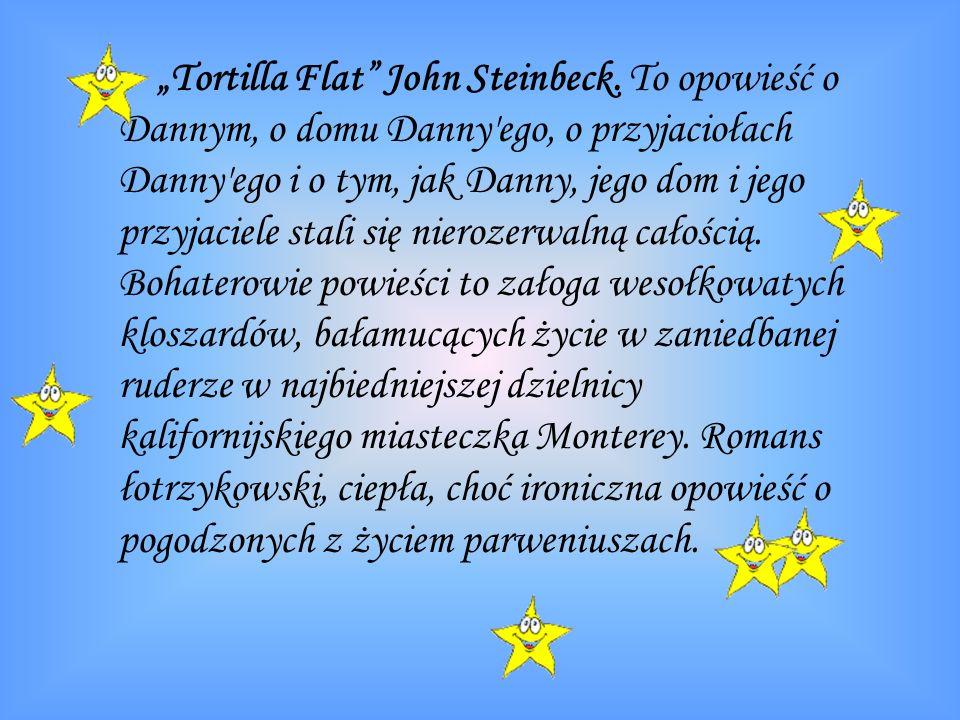 """""""Tortilla Flat John Steinbeck"""
