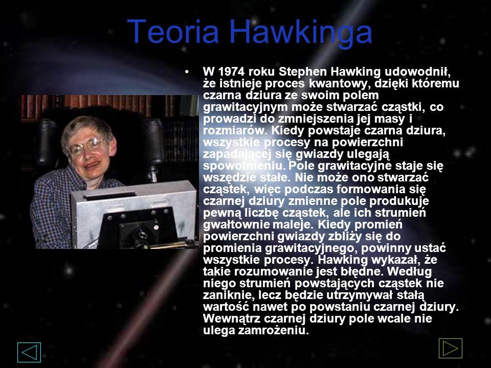 Teoria Hawkinga