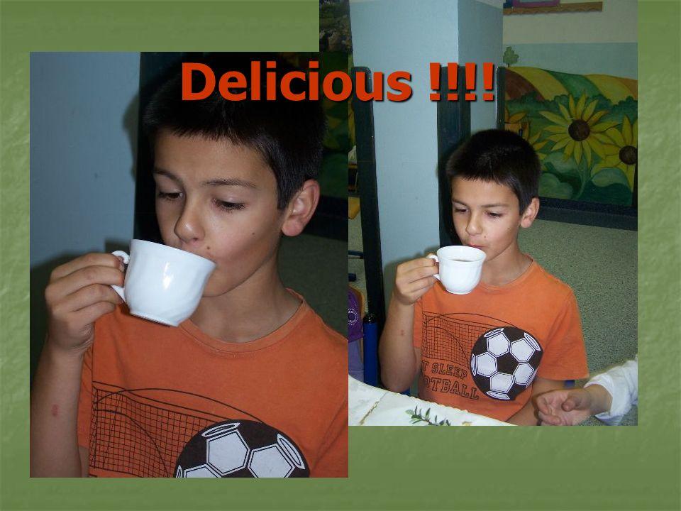 Delicious !!!!