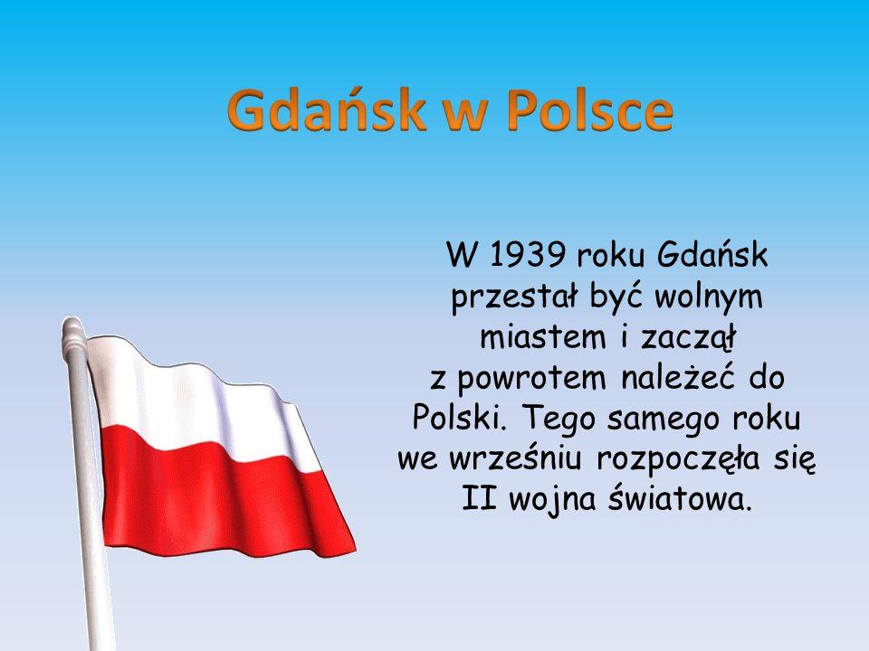 Gdańsk w Polsce