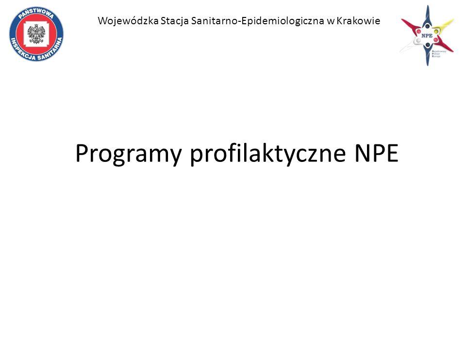 Programy profilaktyczne NPE