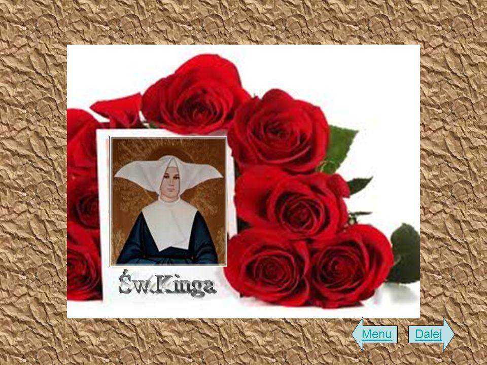 Św.Kinga Menu Dalej