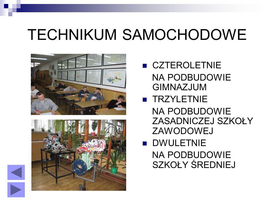 TECHNIKUM SAMOCHODOWE