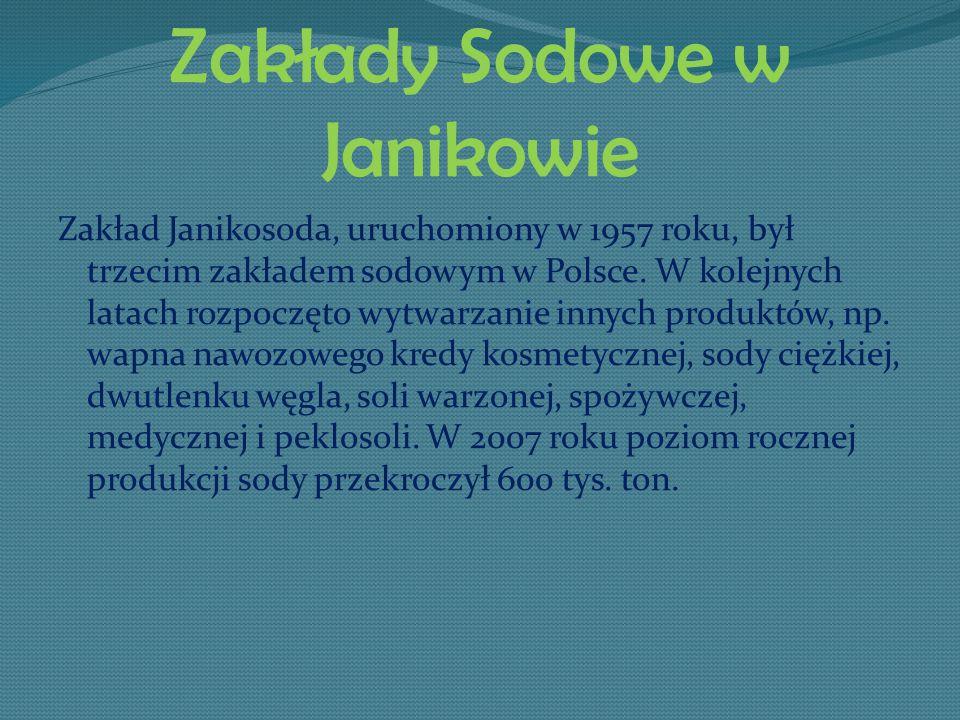 Zakłady Sodowe w Janikowie