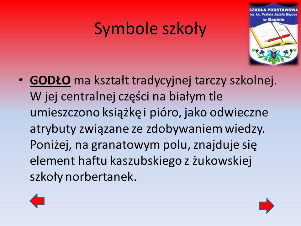 Symbole szkoły