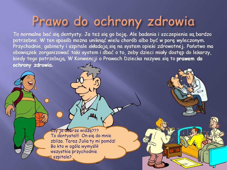 Prawo do ochrony zdrowia