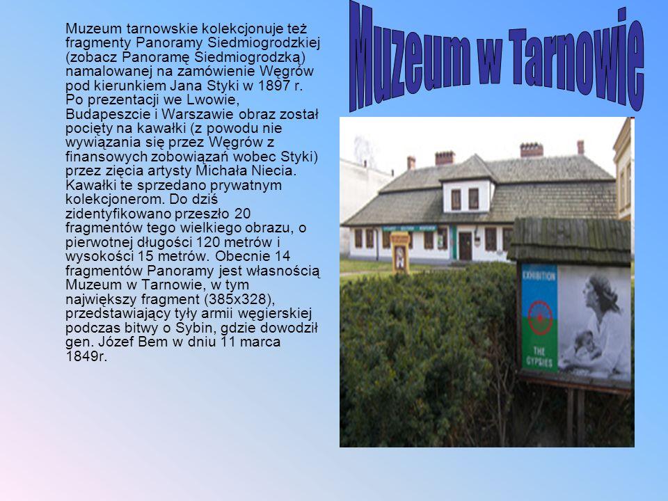 Muzeum w Tarnowie