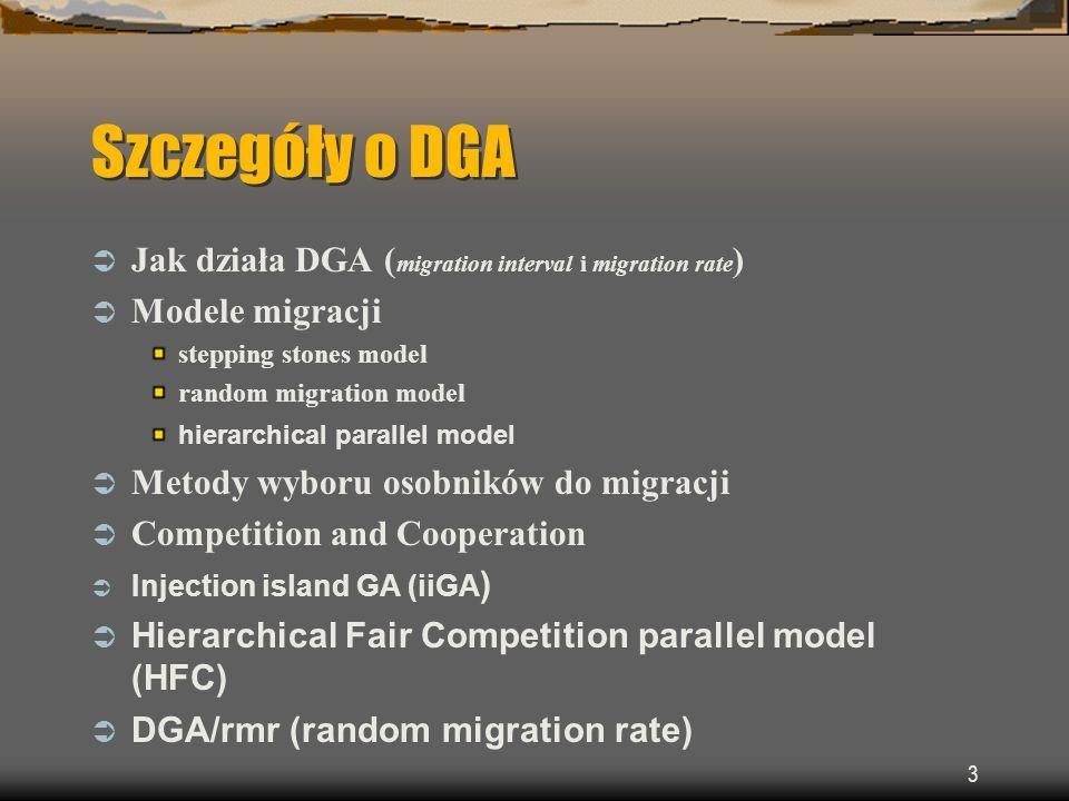 Szczegóły o DGA Jak działa DGA (migration interval i migration rate)