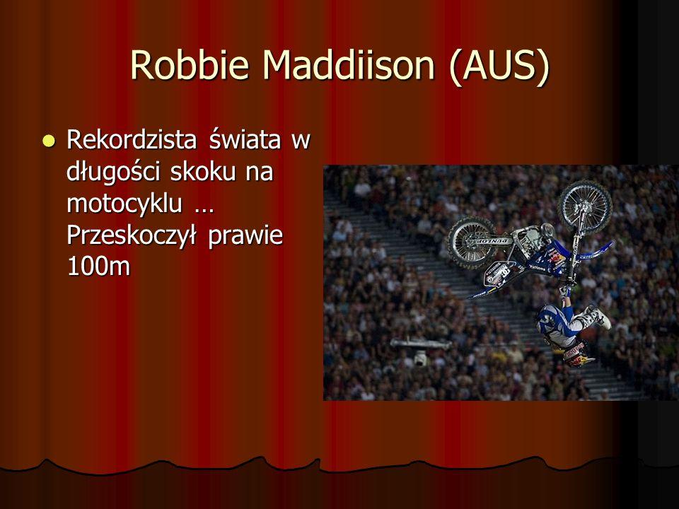 Robbie Maddiison (AUS)