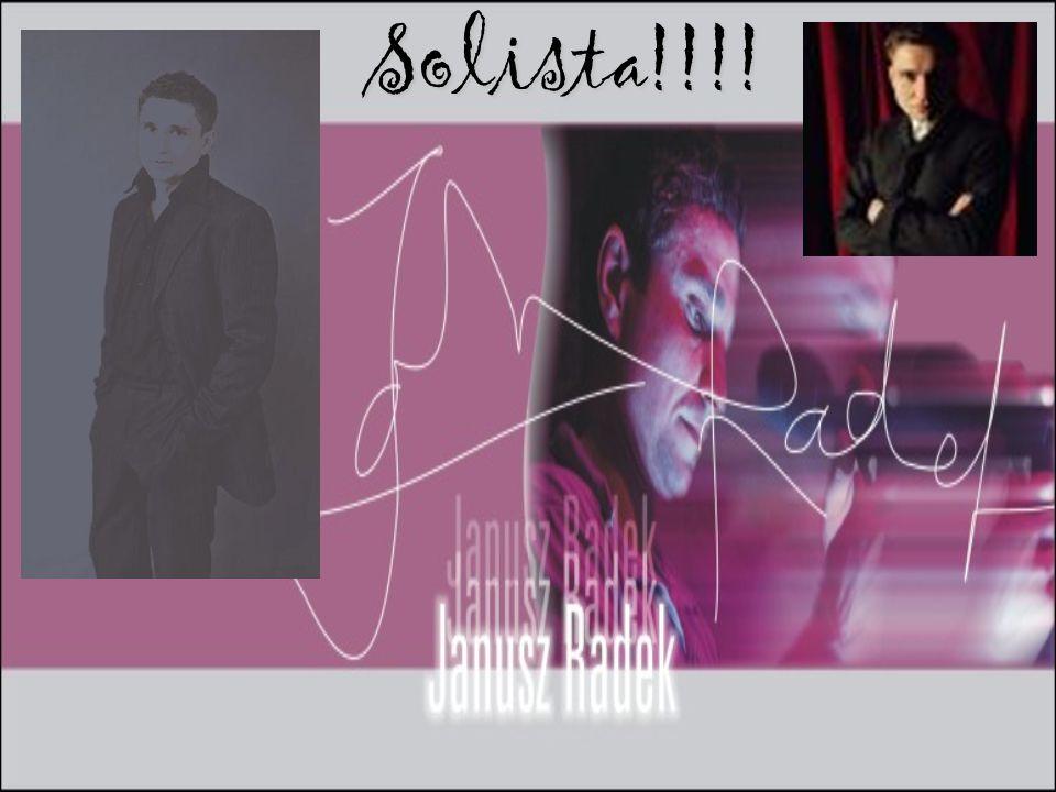 Solista!!!! Piotr Rubik - prezentacja