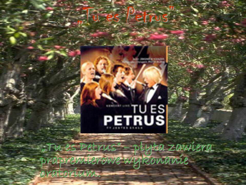 """""""Tu es Petrus Piotr Rubik – prezentacja."""