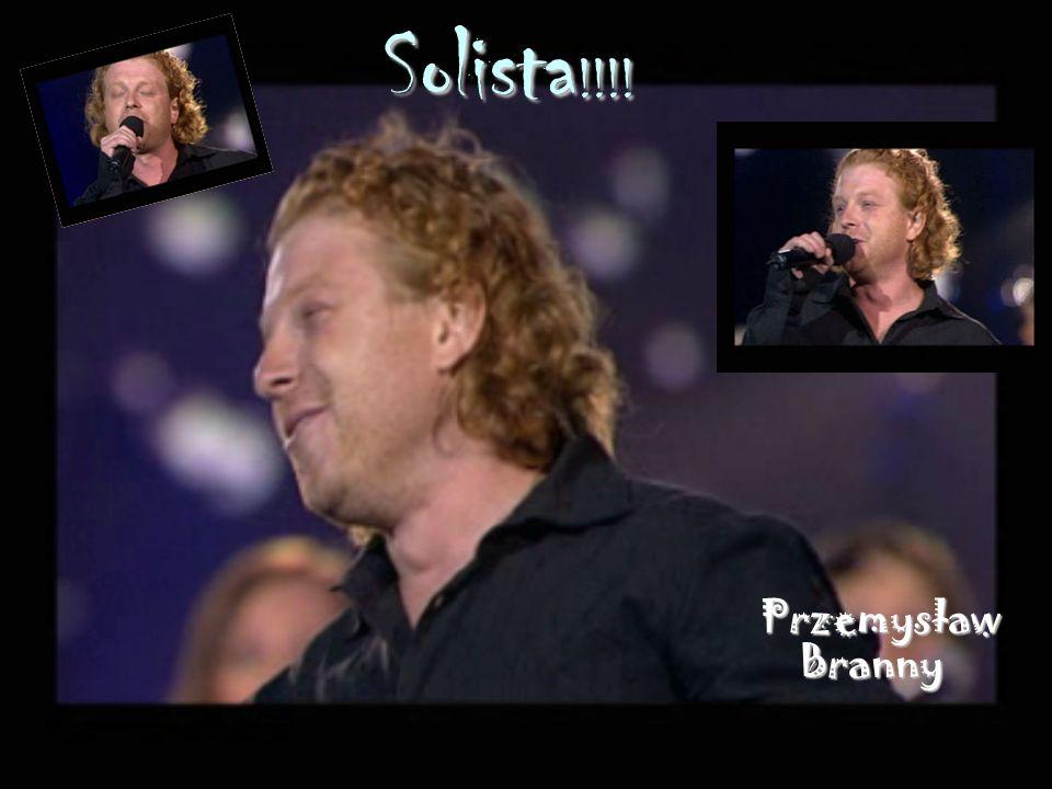Solista!!!! Piotr Rubik - prezentacja Przemysław Branny