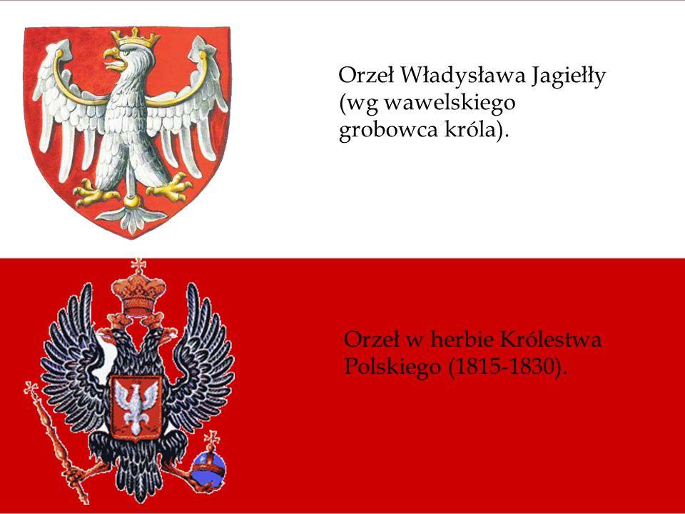 Orzeł Władysława Jagiełły (wg wawelskiego