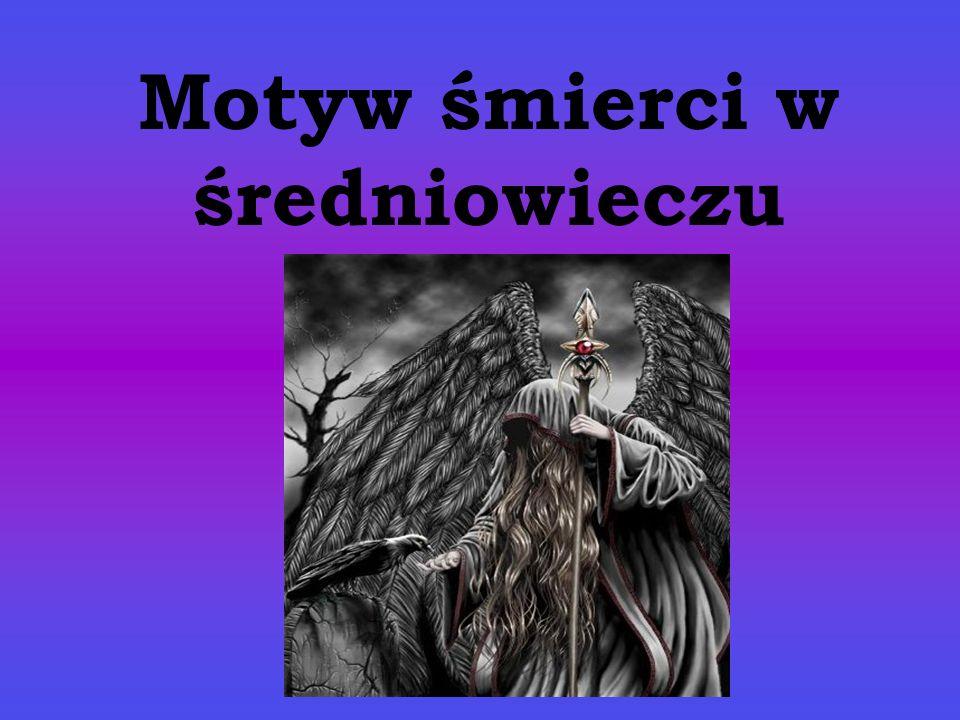 Motyw śmierci w średniowieczu