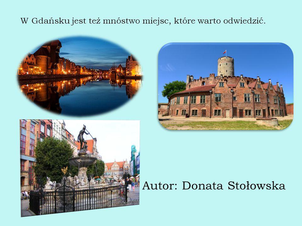 Autor: Donata Stołowska