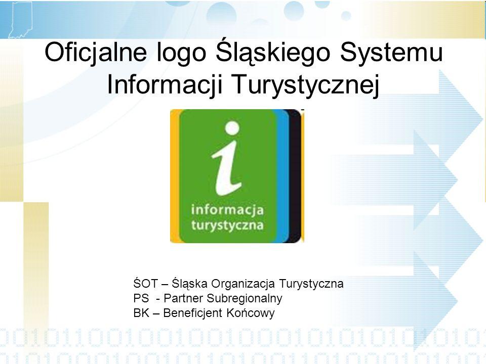 Oficjalne logo Śląskiego Systemu Informacji Turystycznej
