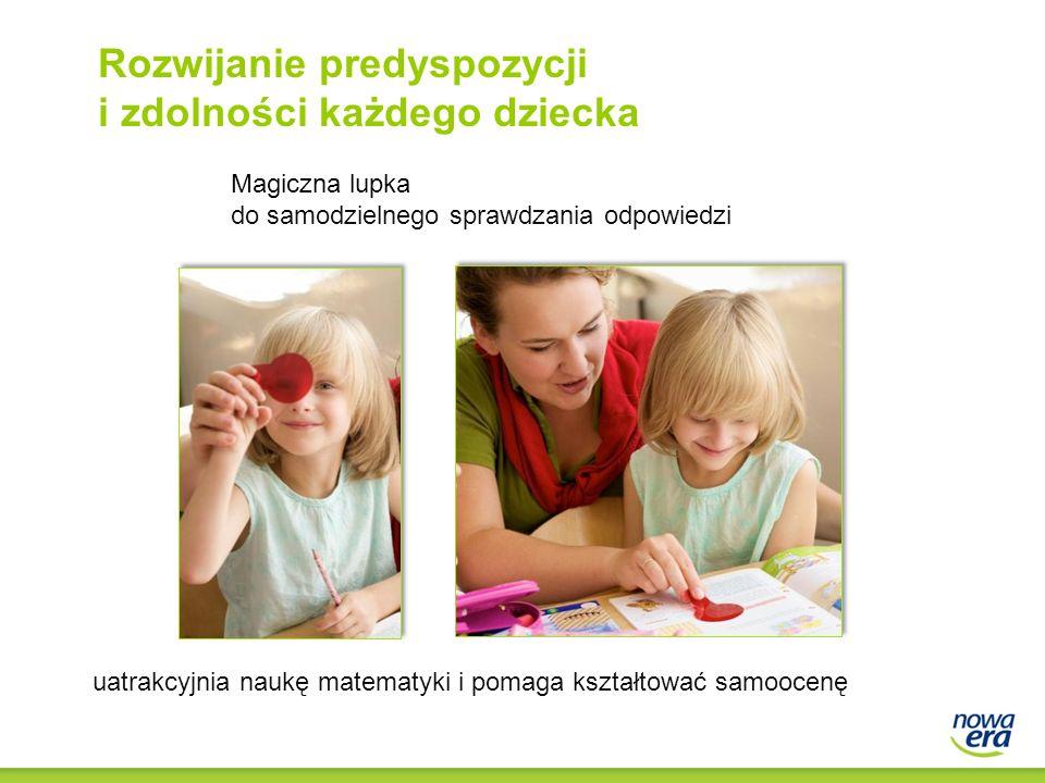 Rozwijanie predyspozycji i zdolności każdego dziecka