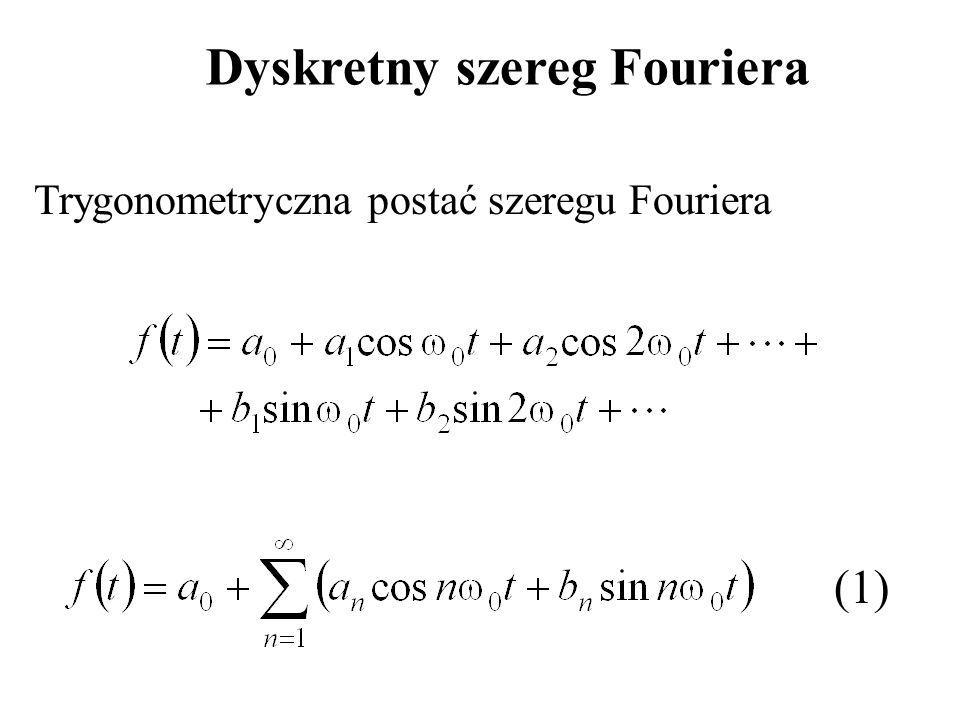 Dyskretny szereg Fouriera