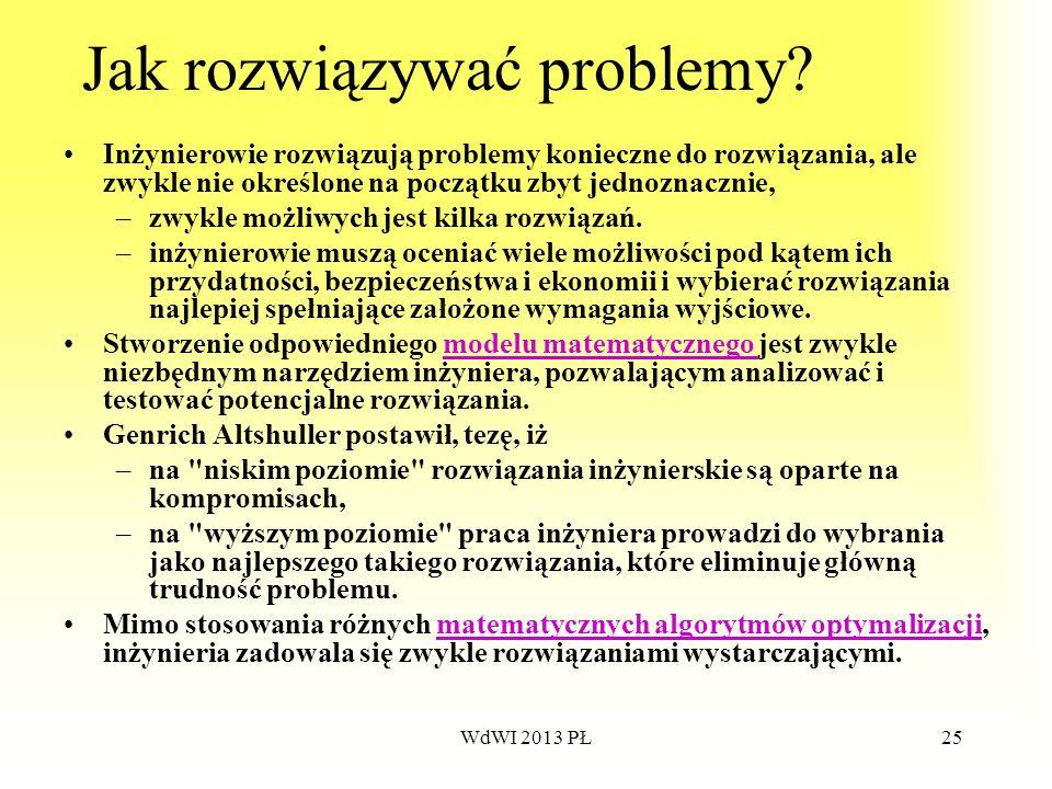 Jak rozwiązywać problemy