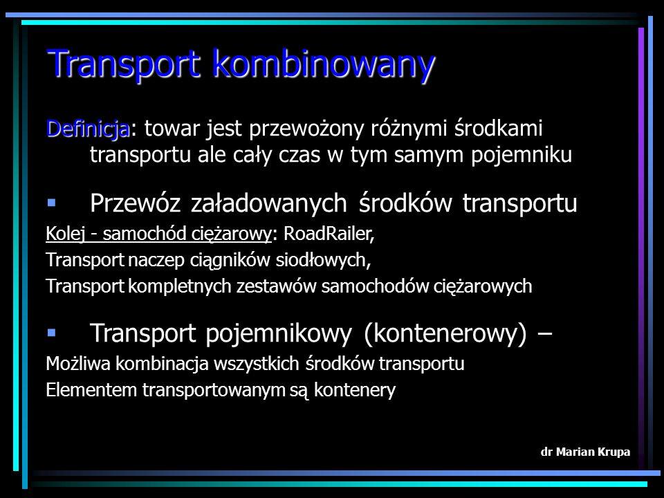Transport kombinowany