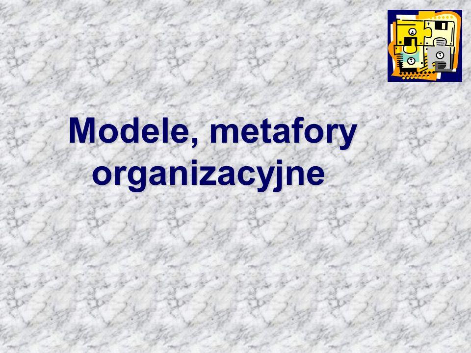 Modele, metafory organizacyjne