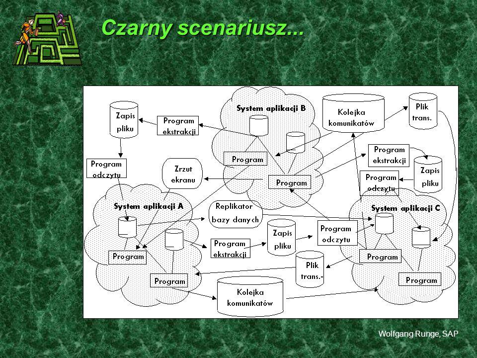 Czarny scenariusz... Wolfgang Runge, SAP