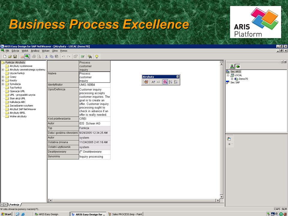 Business Process Excellence