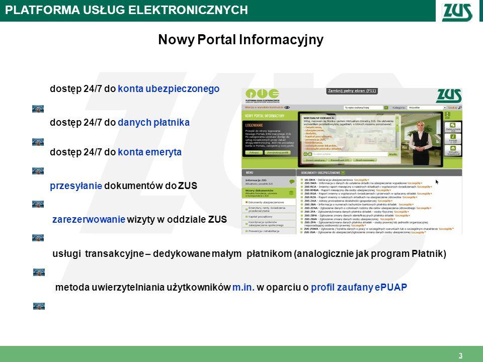 Nowy Portal Informacyjny