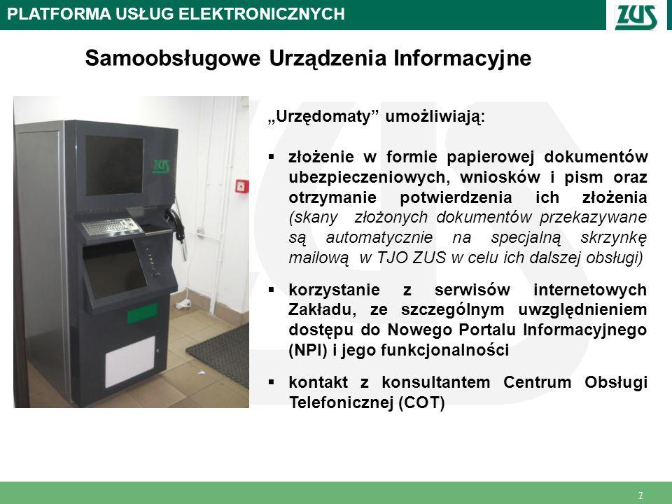 Samoobsługowe Urządzenia Informacyjne