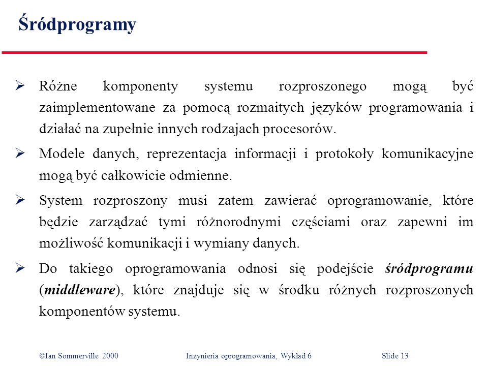 Śródprogramy