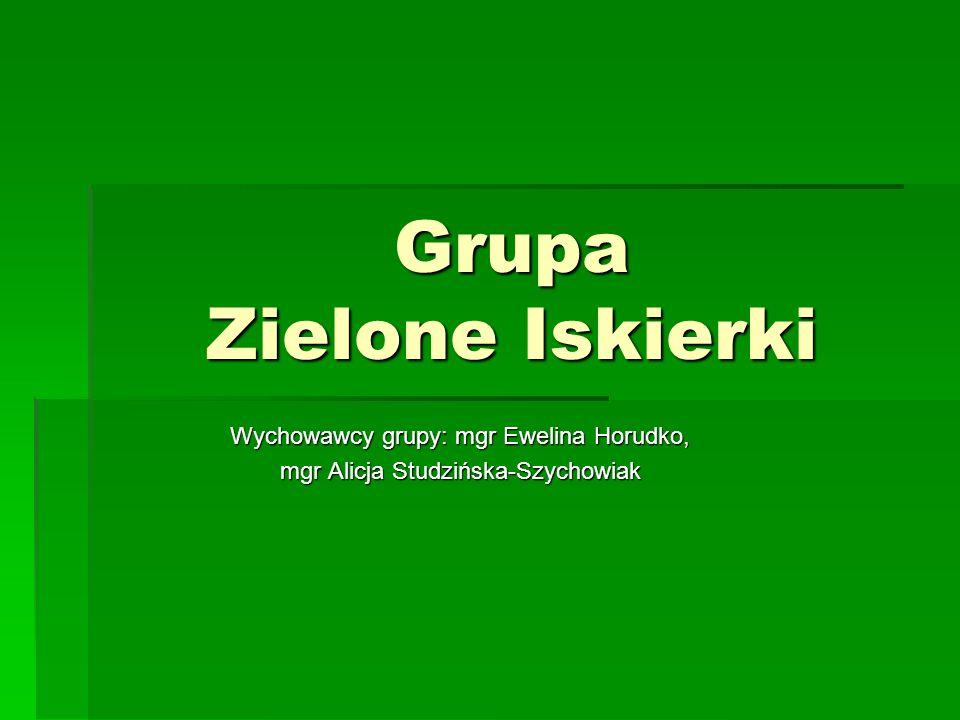 Grupa Zielone Iskierki
