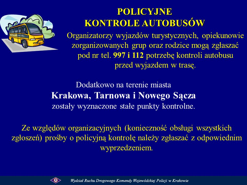 Krakowa, Tarnowa i Nowego Sącza