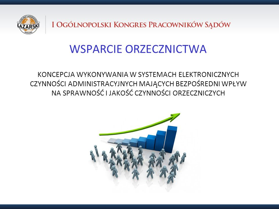 WSPARCIE ORZECZNICTWA