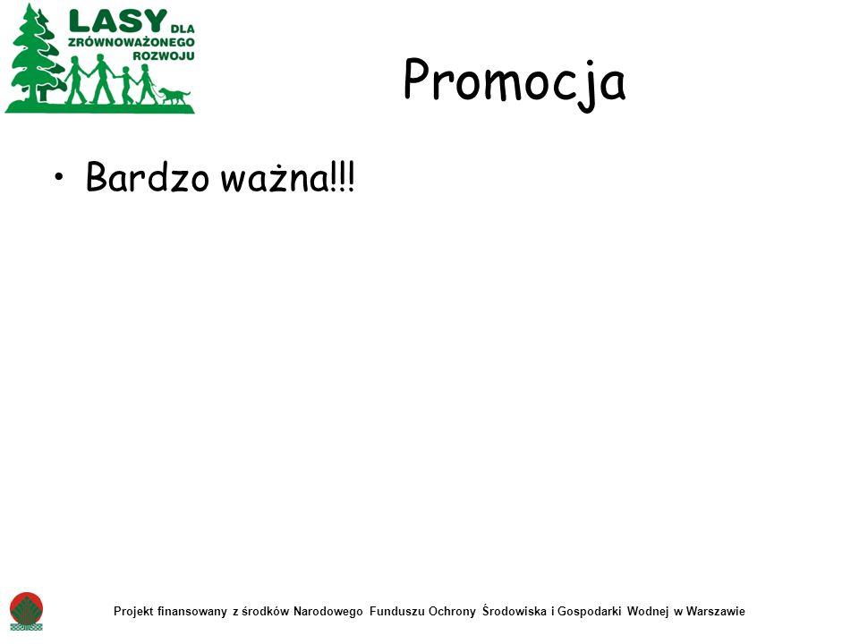 Promocja Bardzo ważna!!.