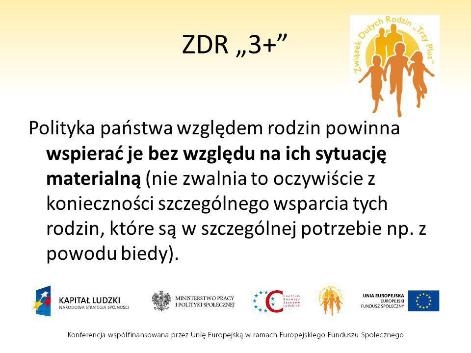 """ZDR """"3+"""