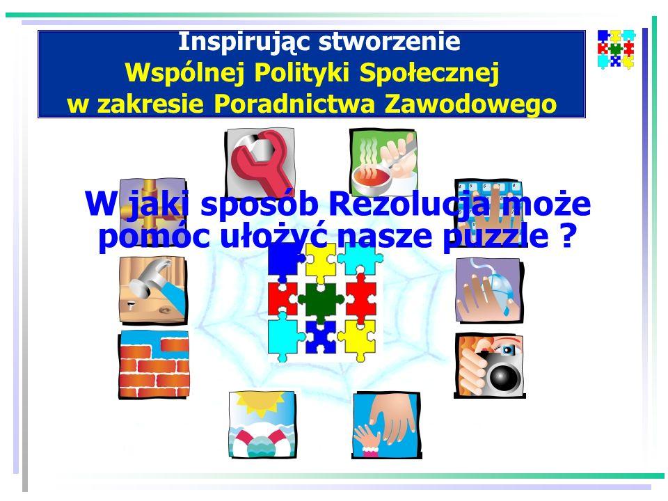 W jaki sposób Rezolucja może pomóc ułożyć nasze puzzle