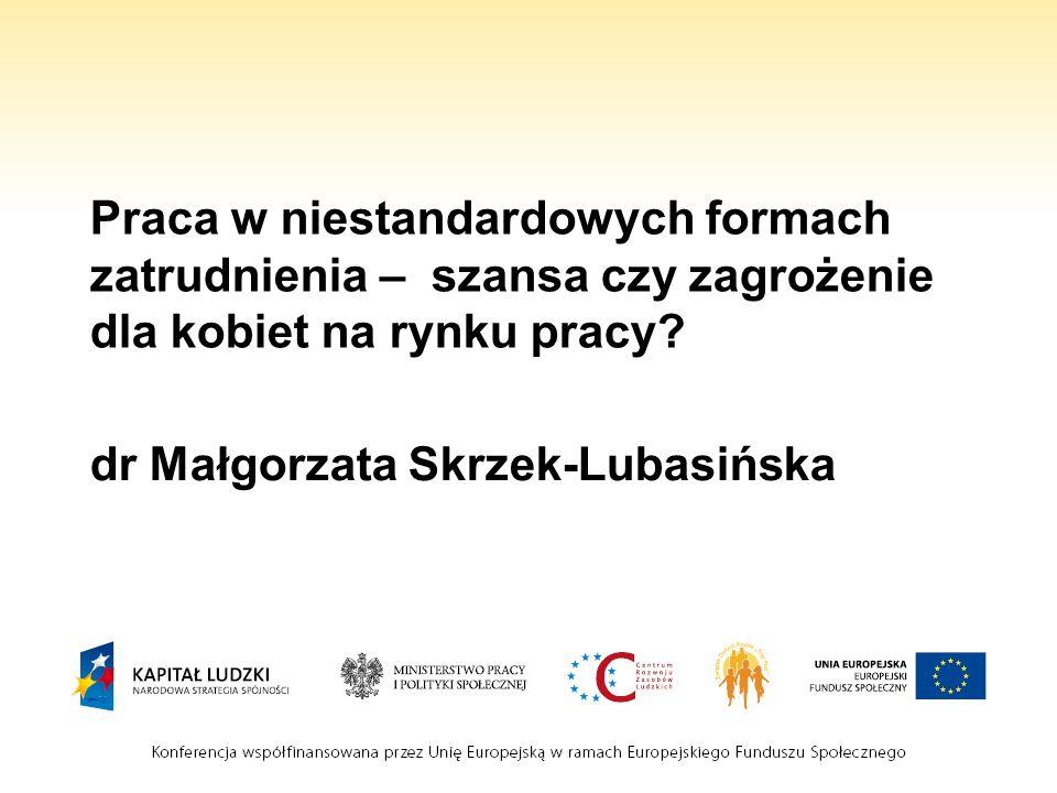 dr Małgorzata Skrzek-Lubasińska