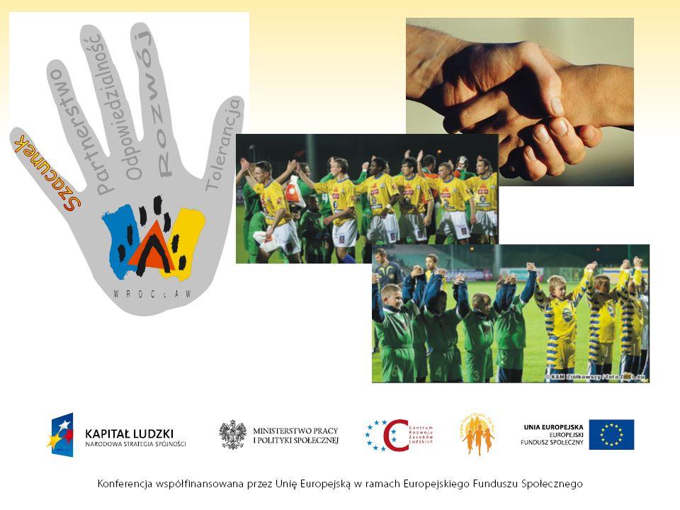Szacunek Partnerstwo Odpowiedzialność Rozwój Tolerancja