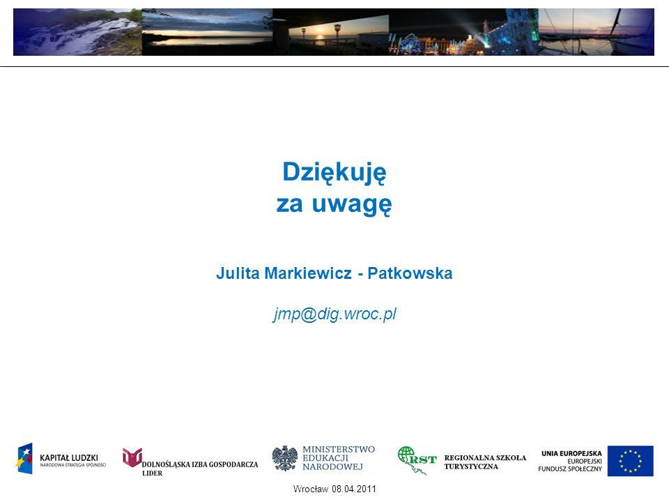 Julita Markiewicz - Patkowska