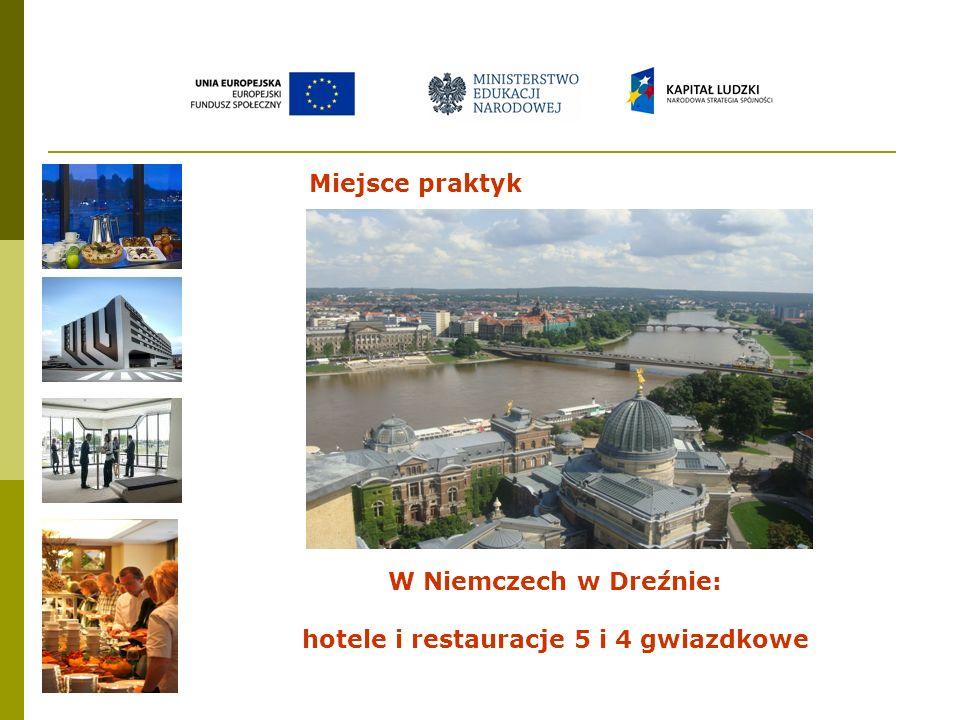 hotele i restauracje 5 i 4 gwiazdkowe