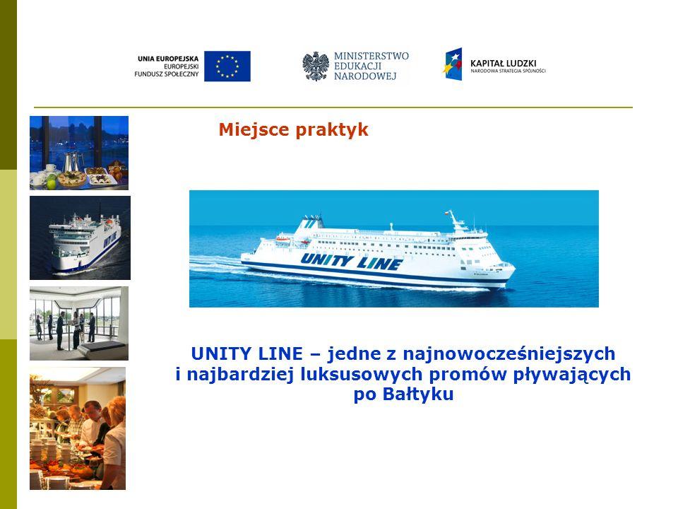 UNITY LINE – jedne z najnowocześniejszych