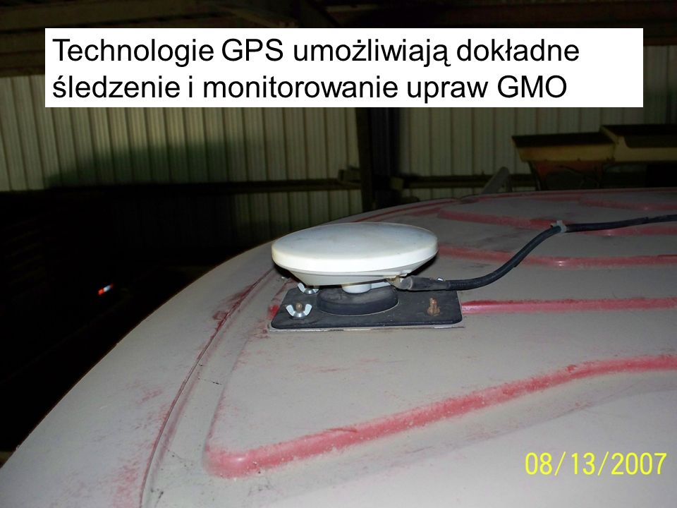 GPS Technologies Allow Careful Tracking and Monitoring of GMO Crops