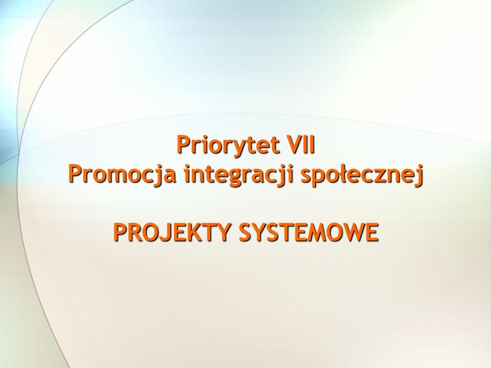 Promocja integracji społecznej