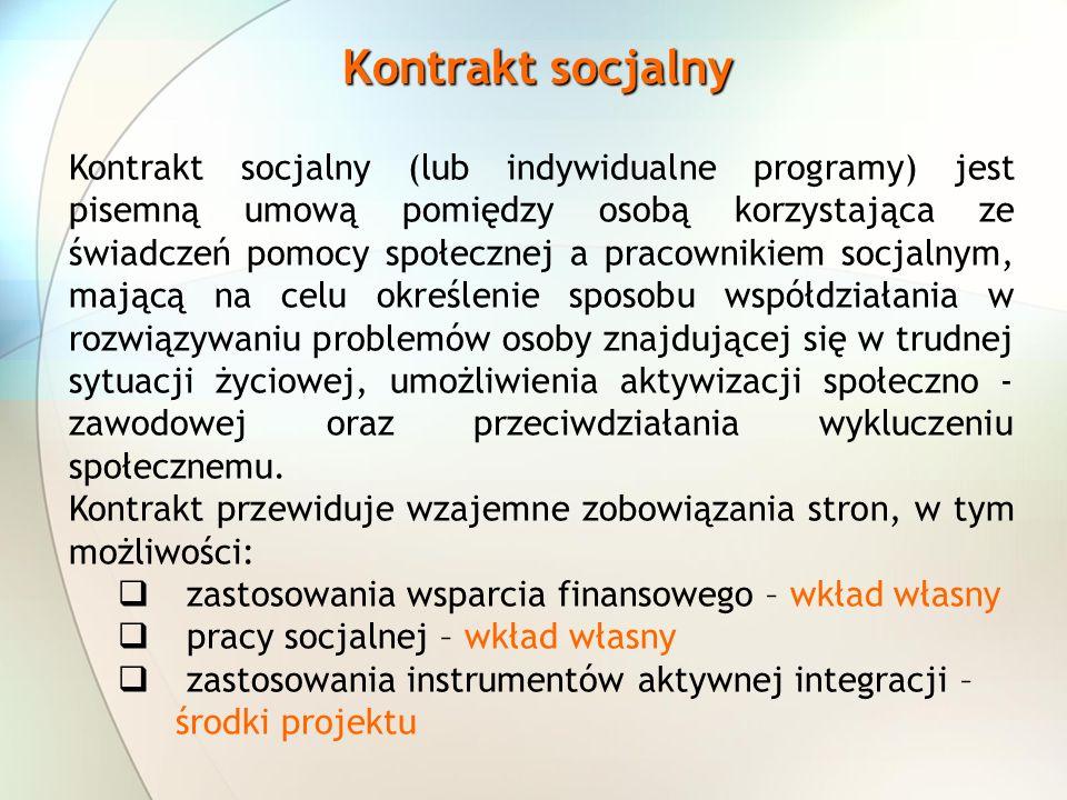 Kontrakt socjalny