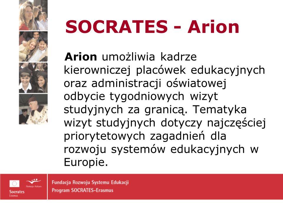 SOCRATES - Arion