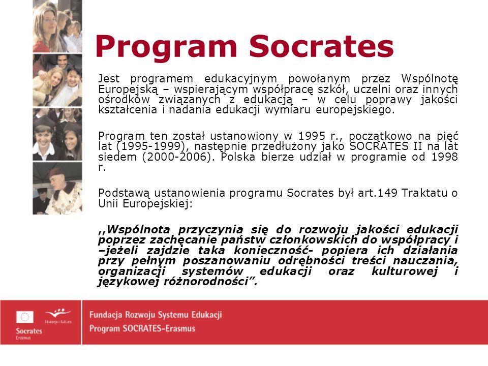 Program Socrates