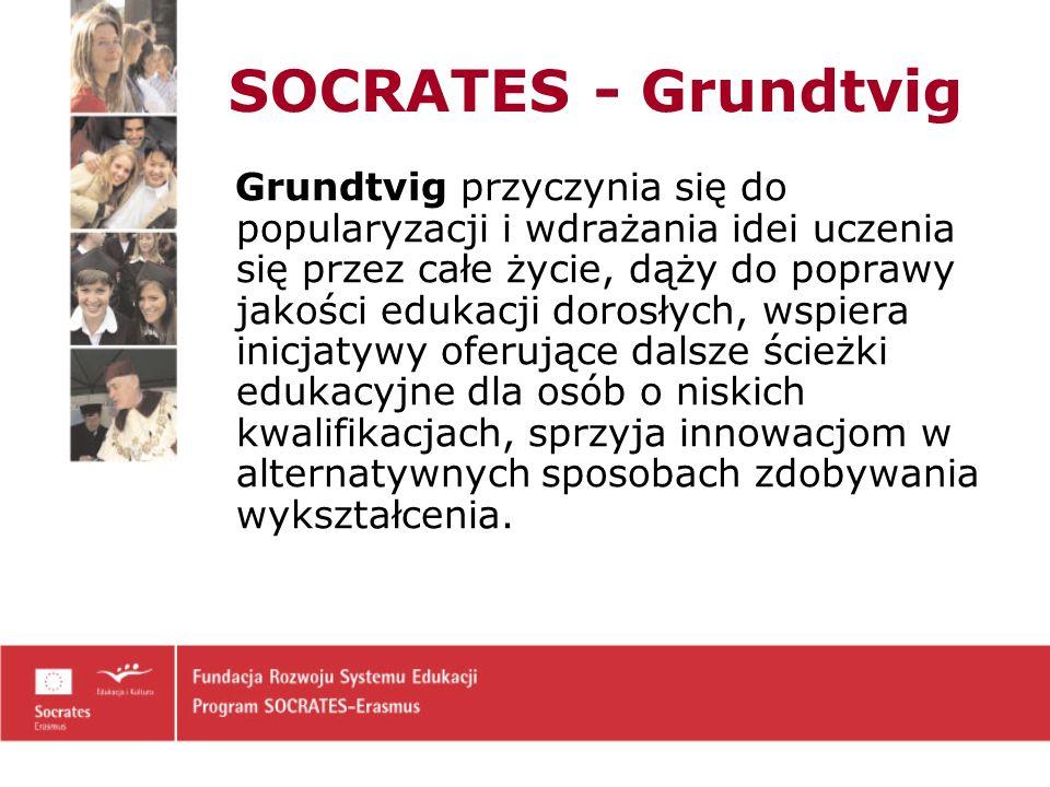 SOCRATES - Grundtvig