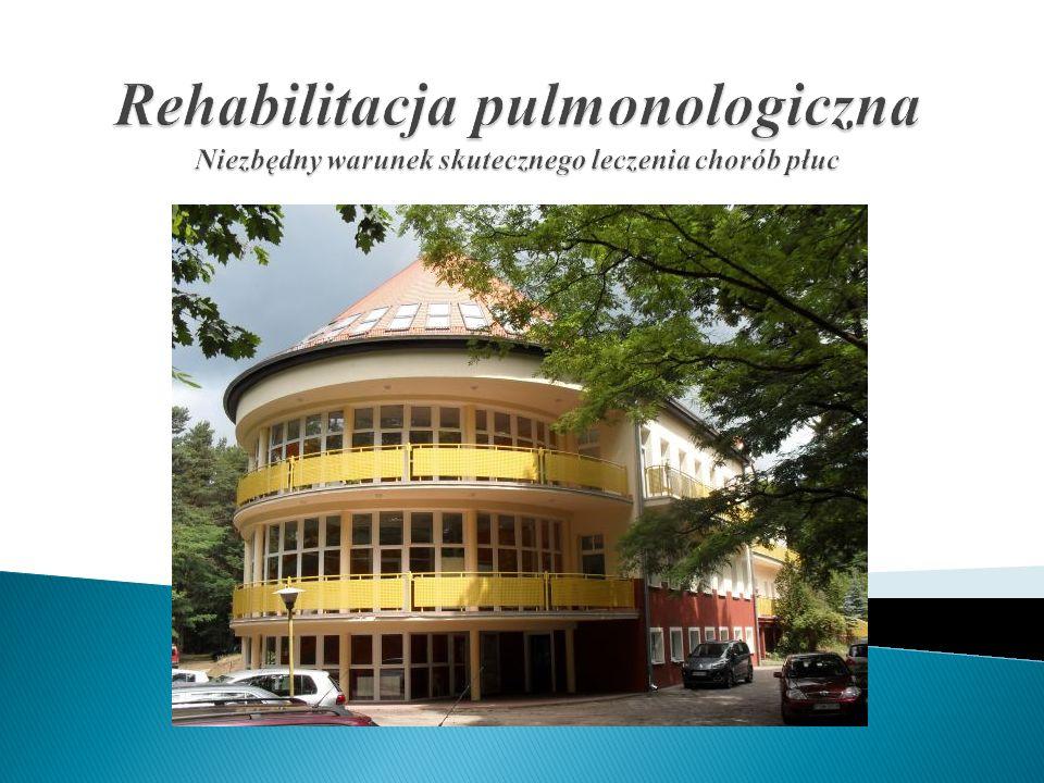 Rehabilitacja pulmonologiczna Niezbędny warunek skutecznego leczenia chorób płuc