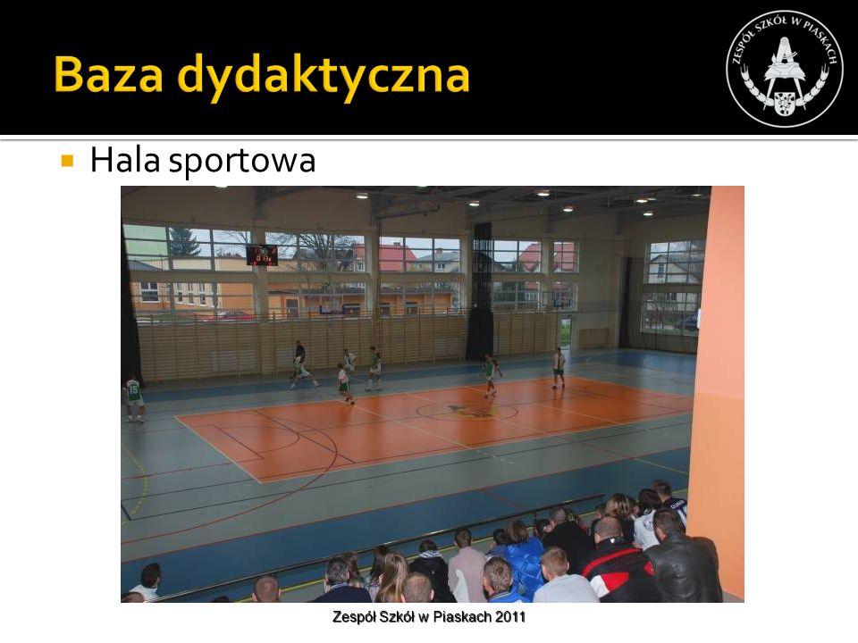 Zespół Szkół w Piaskach 2011
