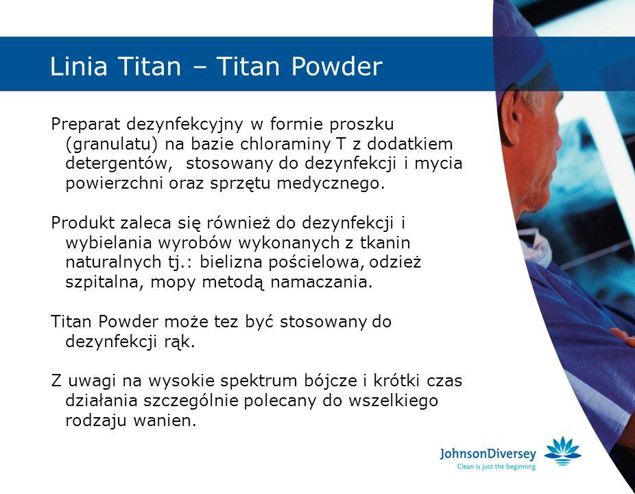 Linia Titan – Titan Powder